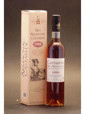 Armagnac Castarede 1990 (0,5 l, 40%)