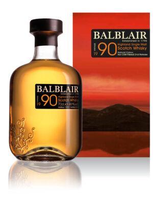 Balblair 1990 Vintage (0,7 l, 46%)