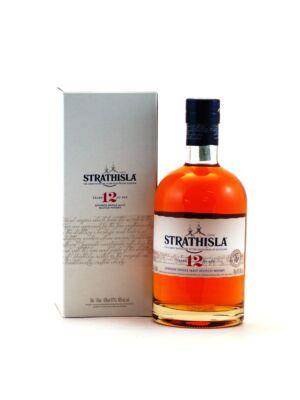 Strathisla 12 éves (0,7 l, 40%)