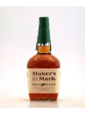 Maker's Mark Mint Julep (1,0 l, 33%)