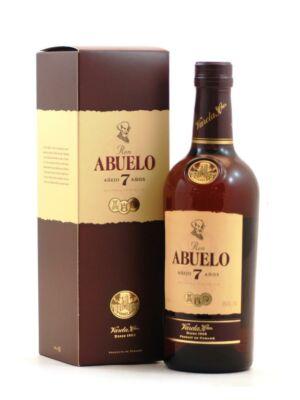 Rum Abuelo 7 éves (0,7 l, 40%)