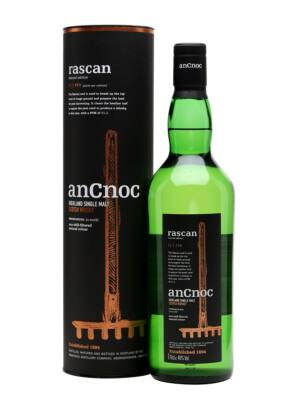 anCnoc Rascan Peated (0,7 l, 46%)