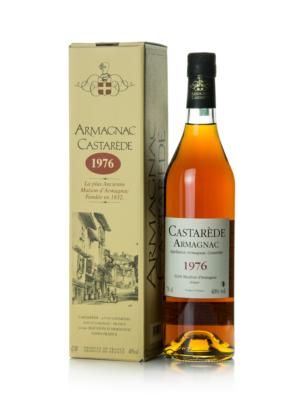 Armagnac Castarede 1976 (0,7 l, 40%)