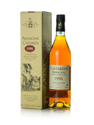 Armagnac Castaréde 1996 (0,7 l, 40%)