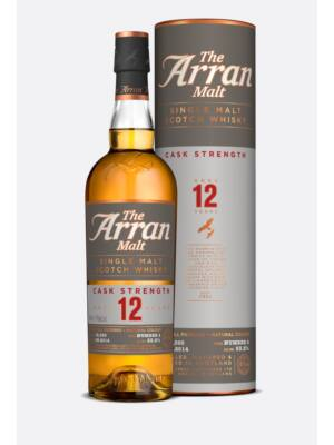 Arran 12 éves Cask Strength (0,7 l, 52,9%)