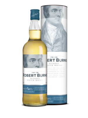 Arran The Burns Blend (0,7 l, 40%)