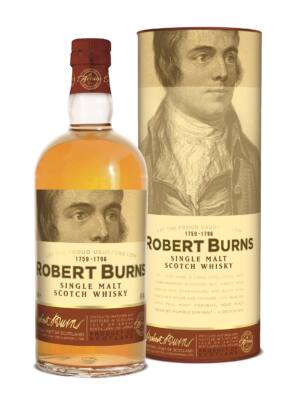 Arran Robert Burns Malt (0,7 l, 43%)