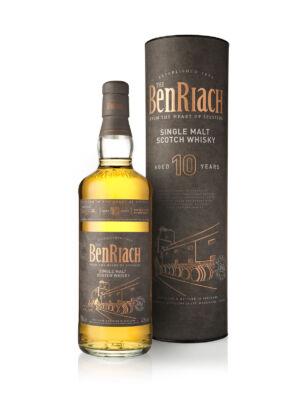 BenRiach 10 éves (0,7 l, 43%)