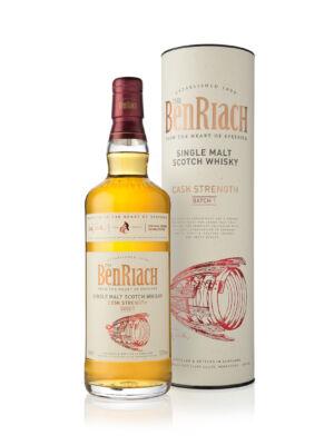 BenRiach Cask Strength Batch No.1 (0,7 l, 57,2%)