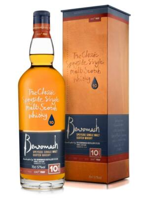 Benromach 10 éves 100 Proof (0,7 l, 57%)