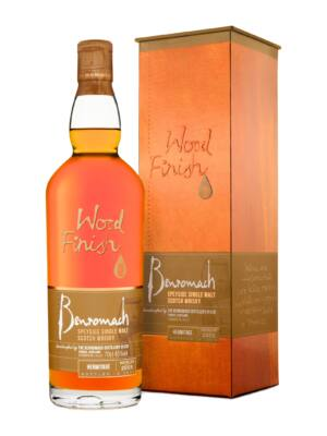 Benromach Hermitage Finish (0,7 l, 45%)