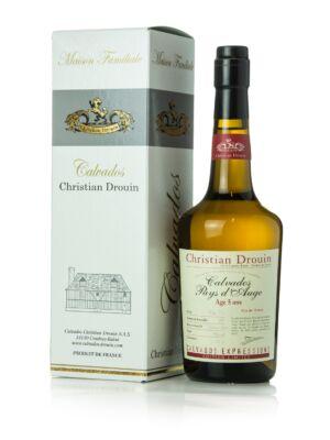 Calvados Christian Drouin Tokaji Cask Finish (0,7 l, 45%)