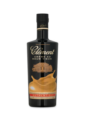 Rum Clement Coffee Cream likőr (0,7 l, 18%)