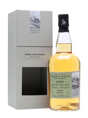 Cragganmore 1999 Wemyss (0,7 l, 46%)