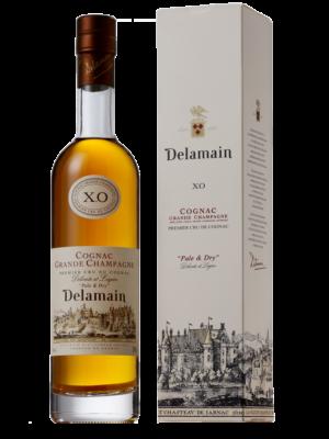 Cognac Delamain Pale and Dry XO (0,2 l, 40,0%)