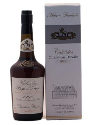 Calvados Christian Drouin 1995 (0,7 l, 42%)