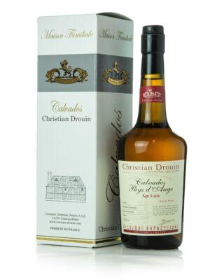 Calvados Christian Drouin Port Cask (0,7 l, 45%)