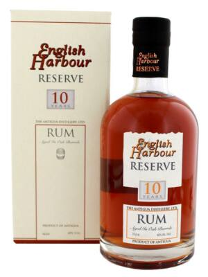 Rum English Harbour 10 éves (0,7 l, 40%)