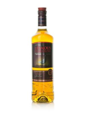 Famous Grouse 12 éves (0,7 l, 40%)