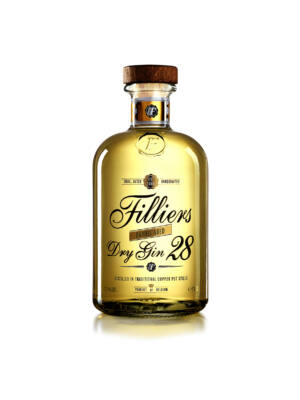 Gin Filliers Dry 28 Barrel Aged (0,5 l, 43,7%)