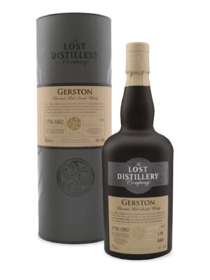 Gerston Archivist  Lost Distillery (0,7L 46%)
