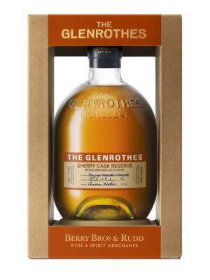 Glenrothes Sherry Cask Reserve (0,7 l, 40%)