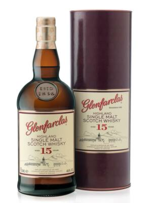 Glenfarclas 15 éves (0,7 l, 46%)