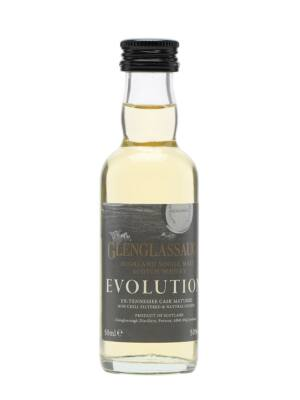 Glenglassaugh Evolution mini (0,05 l, 50%)