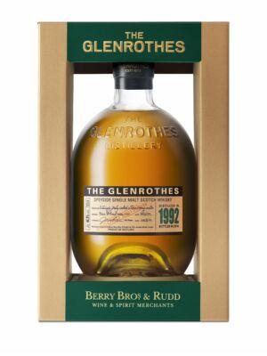 Glenrothes 1992 (0,7 l, 44,3%)