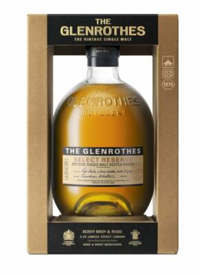 Glenrothes Select Reserve (0,7 l, 43%)