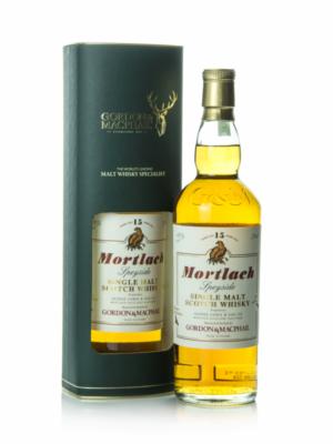 Mortlach 15 éves Gordon&MacPhail (0,7 l, 43%)