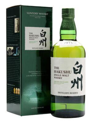 Hakushu Distiller's Reserve (0,7 l, 43%)