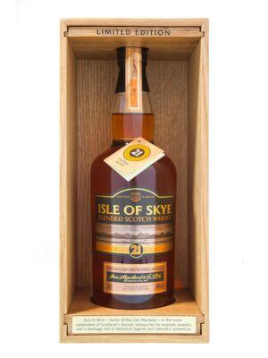 Isle of Skye 21 éves (0,7 l, 40%)