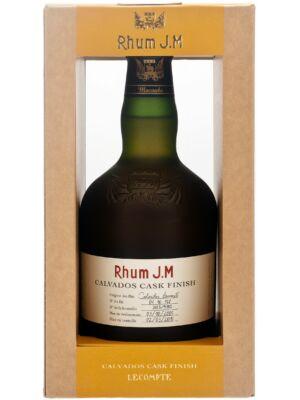 Rum JM Calvados Finish (0,5 l, 40,8%)