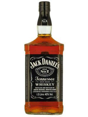 Jack Daniel's Black Label (1,5 l, 40%)