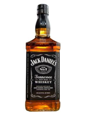 Jack Daniel's Black Label (0,7 l, 40%)