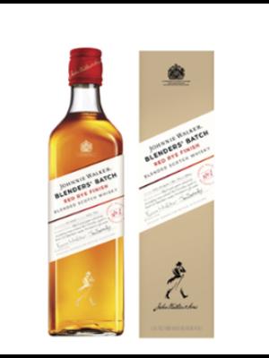 Johnnie Walker Blender's Batch Red Rye Finish (0,7 l, 40%)