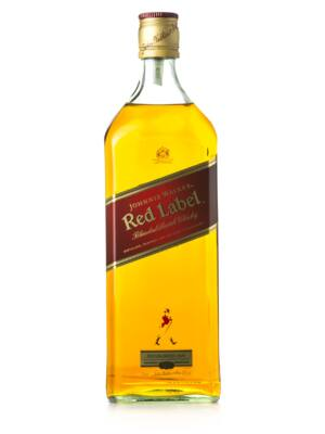 Johnnie Walker Red Label  (3,0 l, 40%)