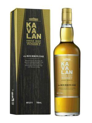Kavalan Ex-Bourbon Oak (0,7 l, 46%)