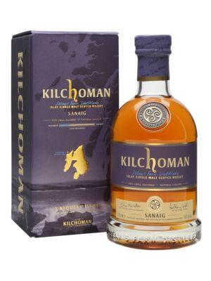 Kilchoman Sanaig (0,7 l, 46%)