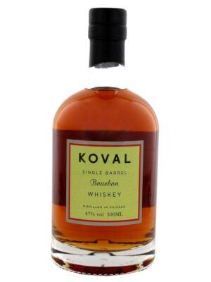 Koval Bourbon (0,5 l, 47%)