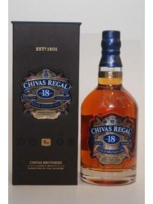 Chivas Regal 18 éves (0,7 l, 40%)