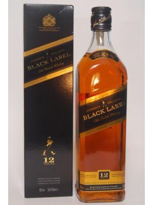 Johnnie Walker Black Label (0,7 l, 40%)