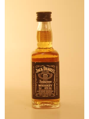 Jack Daniel's Black Label Mini (0,05 l, 40%)