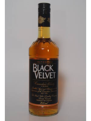 Black Velvet (0,7 l, 40%)