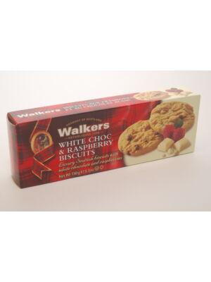 Walkers Keksz - fehér csoki és málna