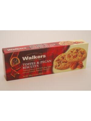 Walkers Keksz - karamell és pecan dió