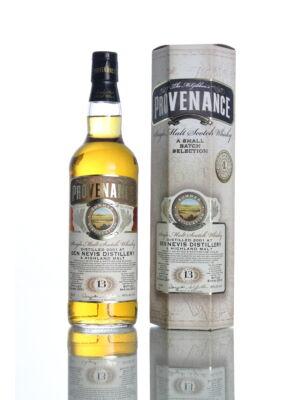 Ben Nevis 2001 13 éves Tokaji Cask Finish - Provenance (0,7 l, 46%)