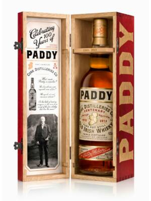 Paddy Centenary Edition (0,7 l, 43%)