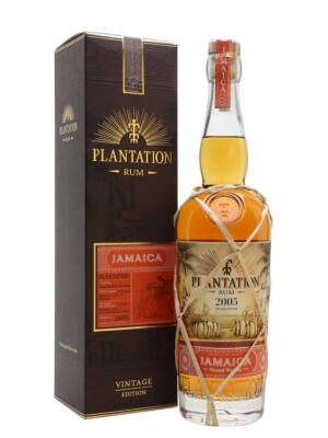 Rum Plantation Jamaica Old Reserve 2005 (0,7 l, 45,2%)